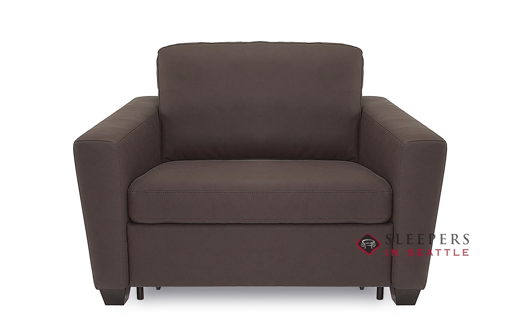 - Customize And Personalize Wyn Twin Leather Sofa By Palliser Twin