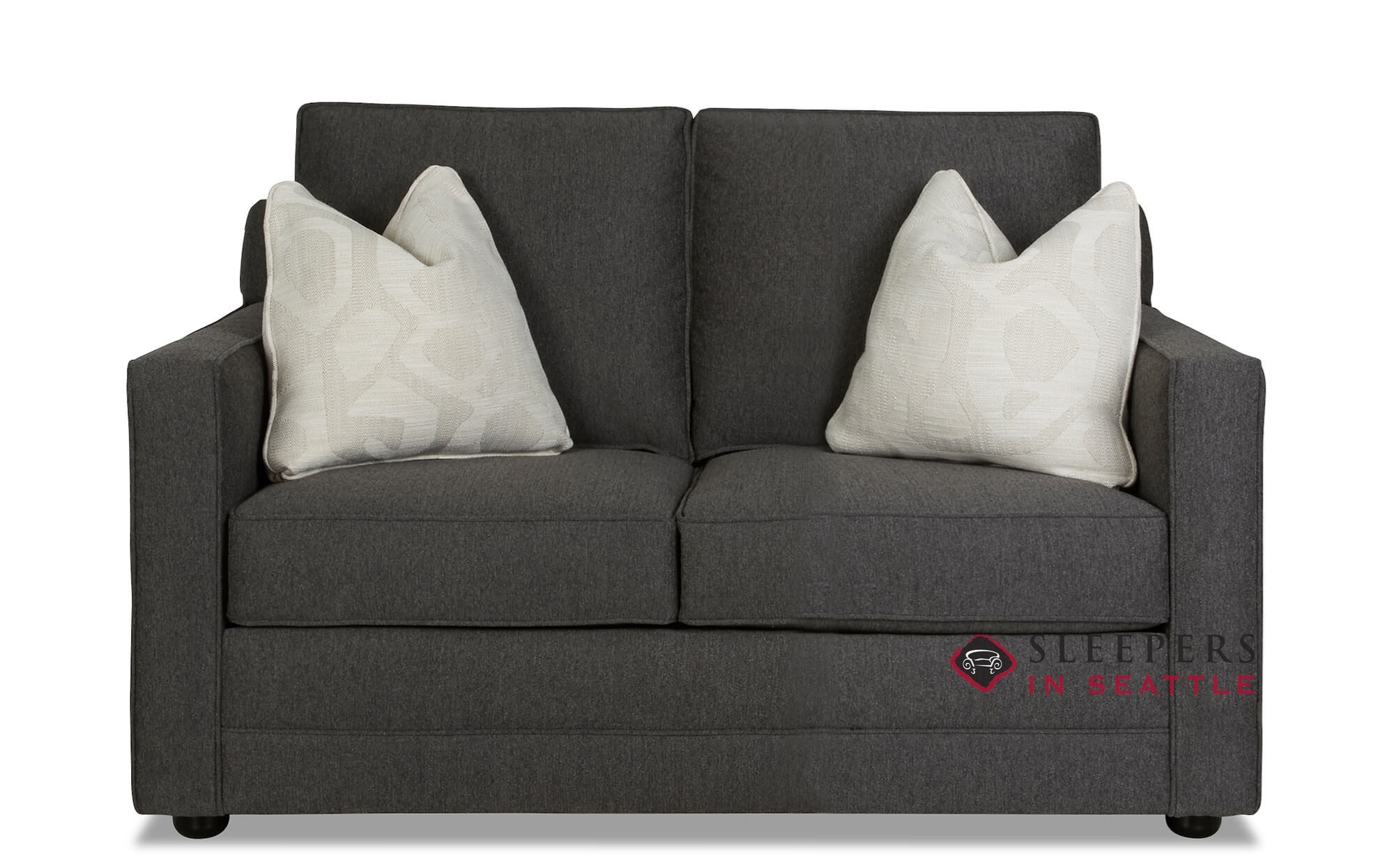 Picture of: Customize And Personalize Luxembourg Twin Fabric Sofa By Savvy Twin Size Sofa Bed Sleepersinseattle Com