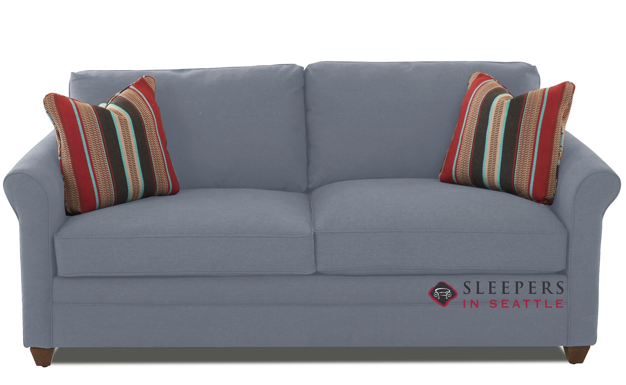 Savvy Denver Sleeper Sofa In Aluna Dusk