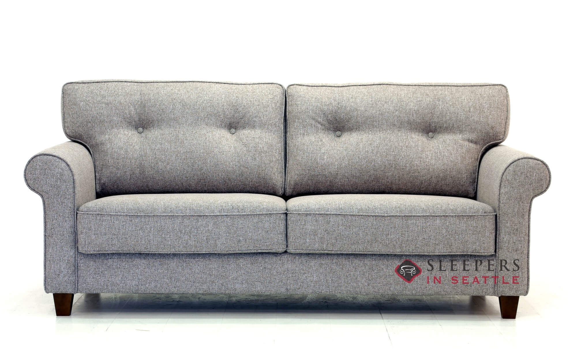 - Customize And Personalize Gloria By Luonto Queen Leather Sofa By